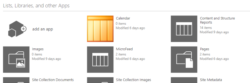 Updating SharePoint Online List Icons with PowerShell – Rene Modery